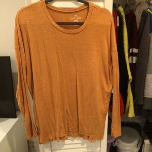 Soft and sexy AEO long sleeve t shirt